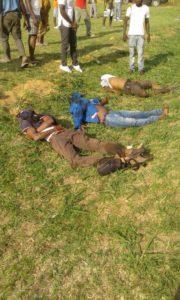 Plusieurs blessés